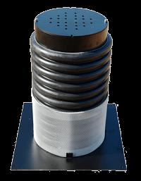 Skrzynka kontrolna SKA z tworzywa sztucznego i aluminium